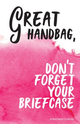 Great Handbag, Don't Forget The Briefcase - FrontCover